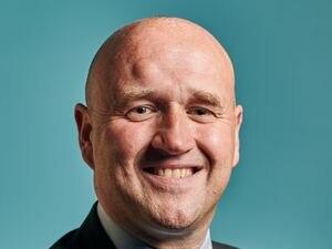 Dyfed-Powys Police and Crime Commissioner Dafydd Llywelyn