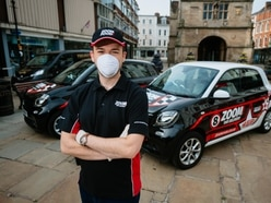 Delivery service adapts to provide for businesses and vulnerable throughout Shropshire