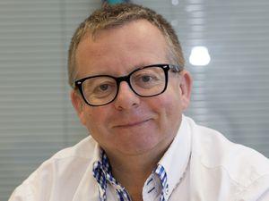 TNS owner Mike Harris