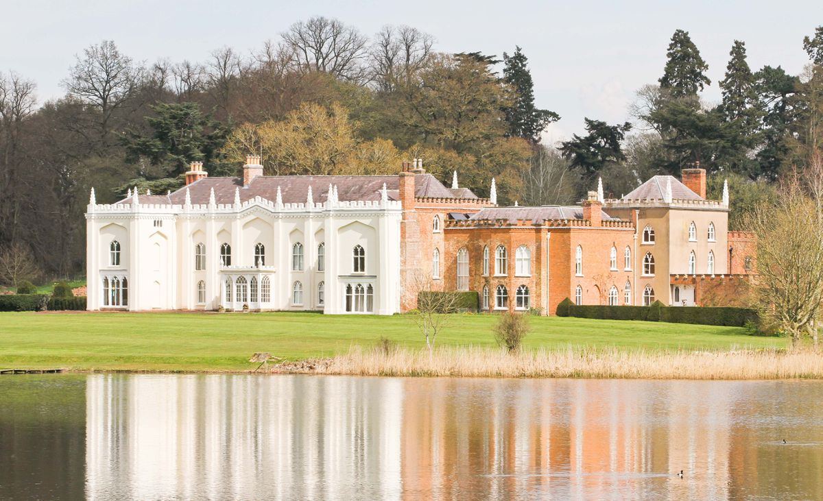 Combermere Abbey, near Whitchurch
