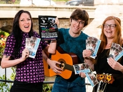 Bridgnorth Music and Arts Festival thank sponsors for successful event