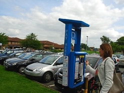 Shropshire hospital parking hike 'a tax on visiting the sick'