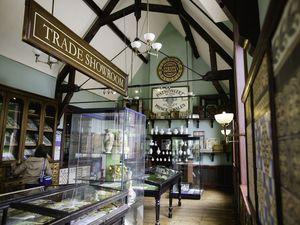 The Jackfield Tile Museum