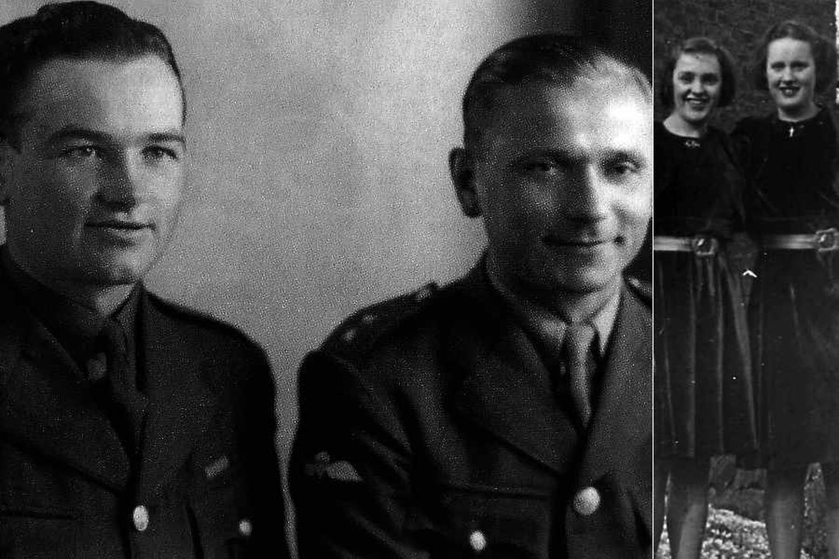 Incredible story of the Shropshire sisters who fell in love with secret assassins