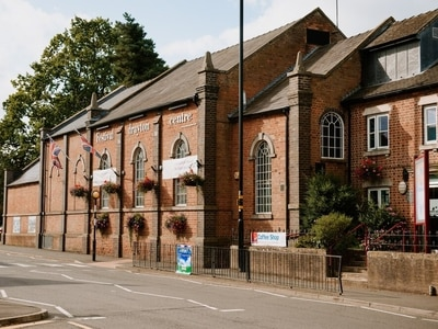 Market Drayton's Festival Centre welcomes government arts funding and hopes to reopen coffee shop within weeks