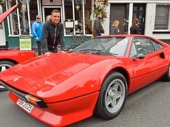 Rare Italian cars fill Bridgnorth's High Street