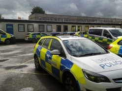Heavy police presence at Royal Shrewsbury Hospital after 'altercation' between group