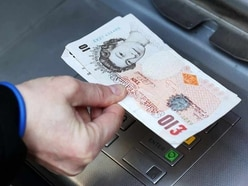 Four men accused over cashpoint thefts