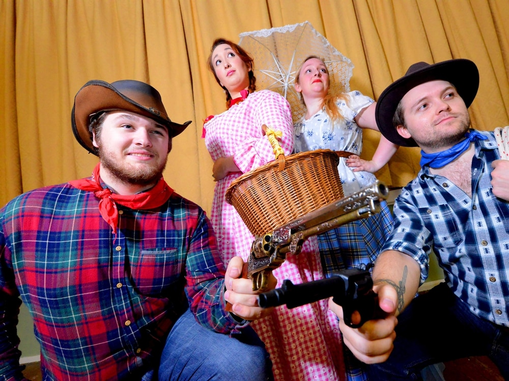 Telford am-dram group heading to Wild West