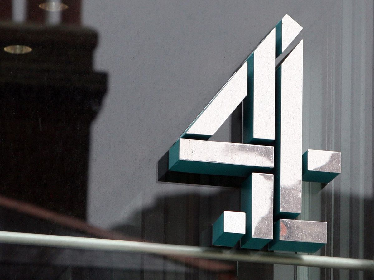 Channel 4 sign
