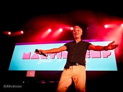 Martin Kemp: Back to the 80s, The Hangar, Wolverhampton - review and pictures