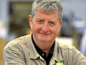 Councillor Julian Dean is the new Mayor of Shrewsbury
