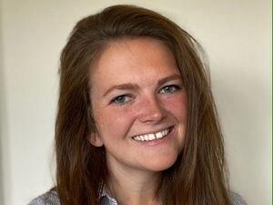 Shropshire Star farming column columnist Tara Dickinson-Barry, Marketing and Outreach Officer at Farm491.