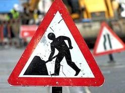 Three weeks of roadworks as safety measures installed on Newport road