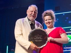 Soprano hits high note in Llangollen