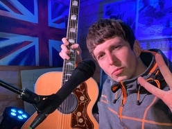 Shrewsbury singer gives boy online birthday party