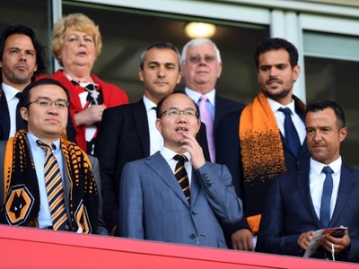 Wolves cleared by EFL over Jorge Mendes involvement