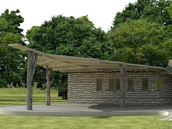 Vision for new Ellesmere visitor centre and cafe revealed