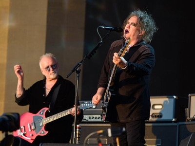 The Cure to play their first Scottish gig since 1992