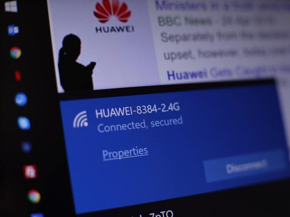 The EU will follow the UK's example in not banning Huawei