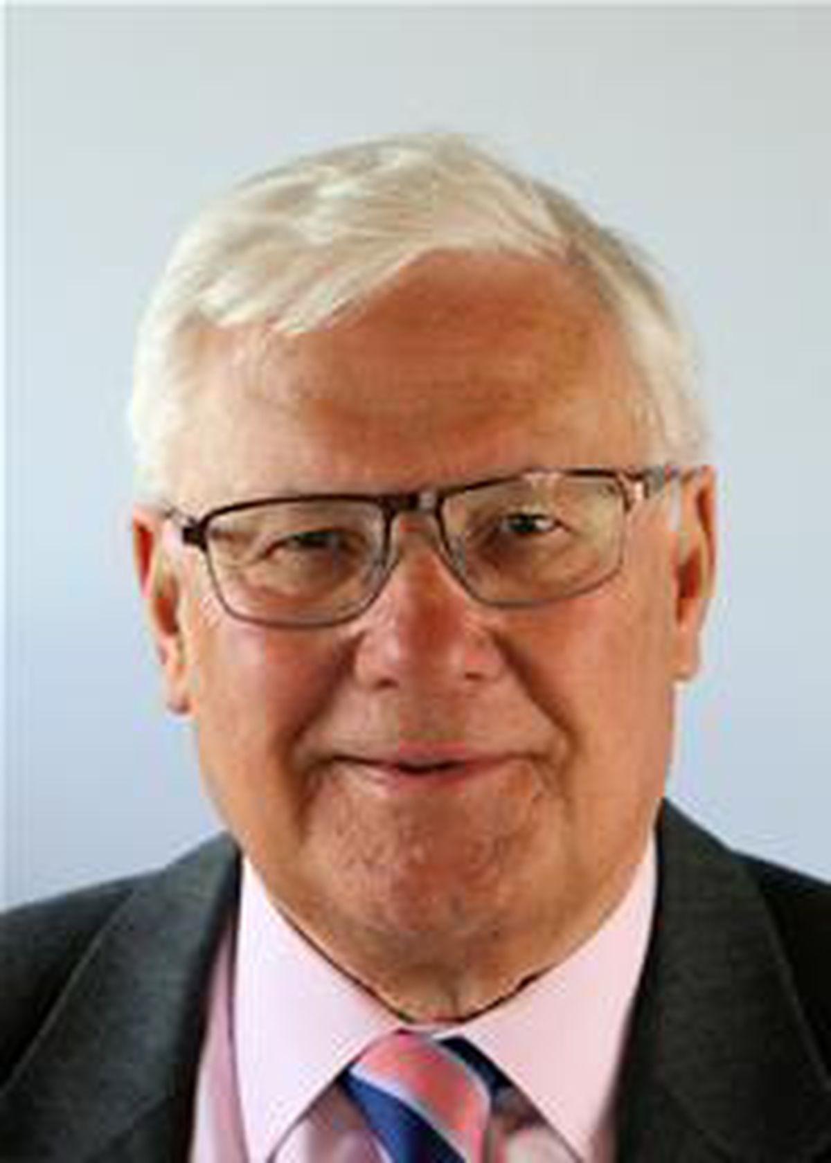 Councillor Gareth Morgan