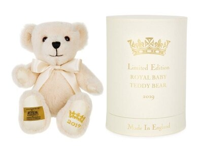 Royal baby teddy bear for sale