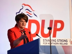 Backstop must be removed, Arlene Foster insists