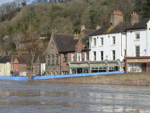 The River Severn in Ironbridge. Photo: John Sambrooks