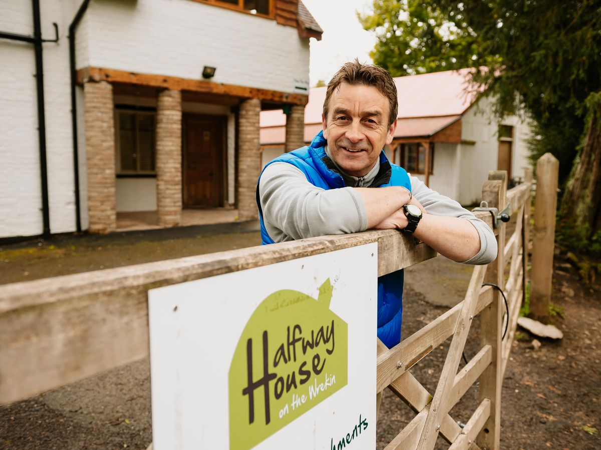 Sean Saward has made the difficult decision to put the Halfway House up for sale after completely transforming the building