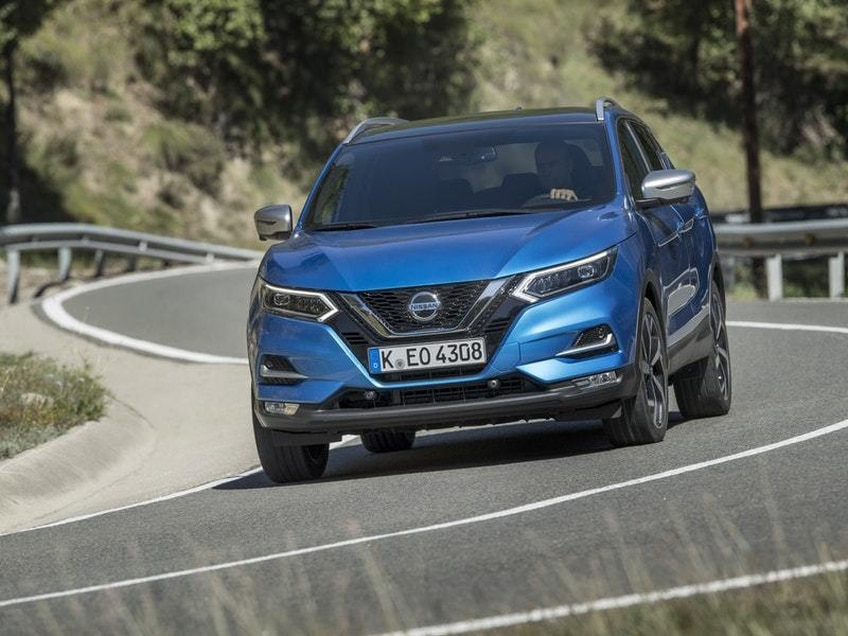 First drive: New petrol power reinvigorates the Nissan Qashqai