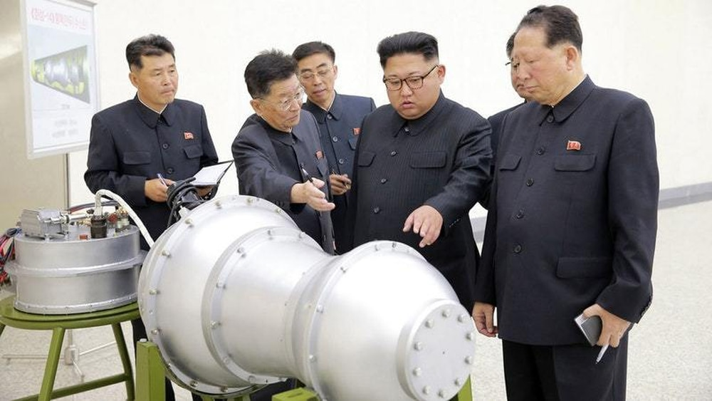 North Korea confirms successful test of hydrogen bomb