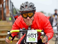 Cyclists tackle Shropshire hills for Ludlow Cycling Festival - with video and pictures