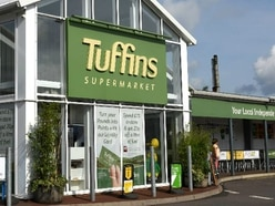 New Tuffins store and petrol station open in Welshpool