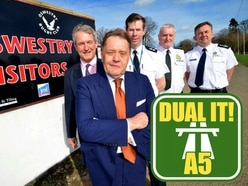 Dual the A5 campaign: Shropshire fire chief praises our drive
