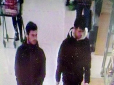 Two arrested after pair 'lick hands and contaminate supermarket produce'