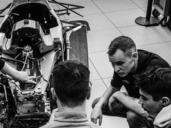 GALLERY: Behind the scenes with university F3 racing team