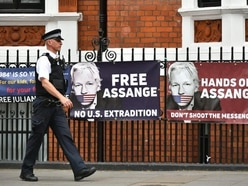 WikiLeaks urges Home Secretary to stop Julian Assange's extradition to US