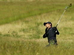 Aaron Rai sets new course record to gain lead in Hong Kong