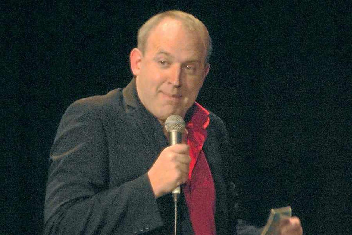 Review - Tim Vine's Chat Show, Oakengates Theatre