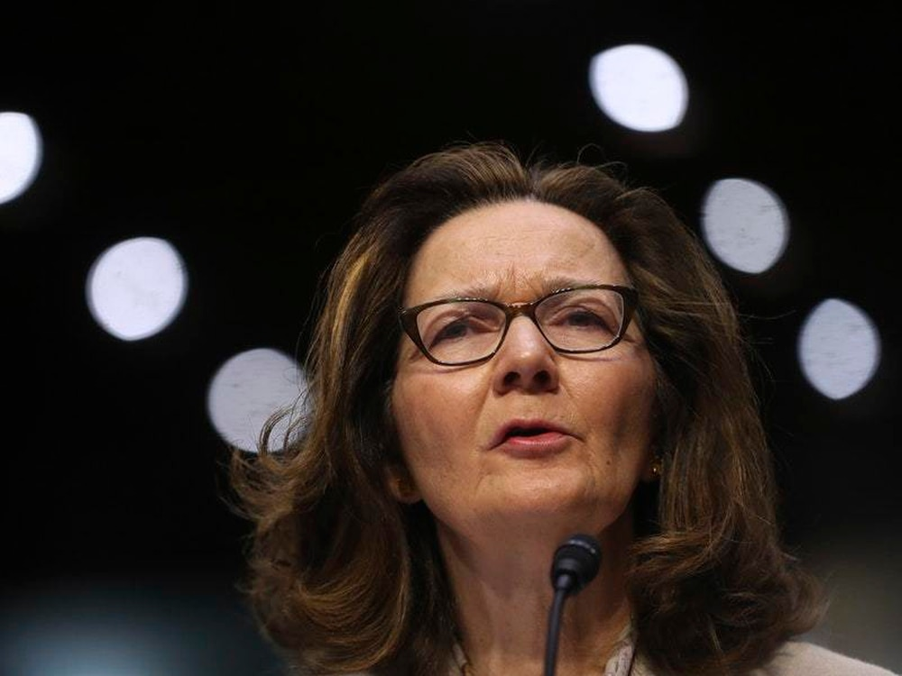 Senate confirms Gina Haspel as first female CIA director