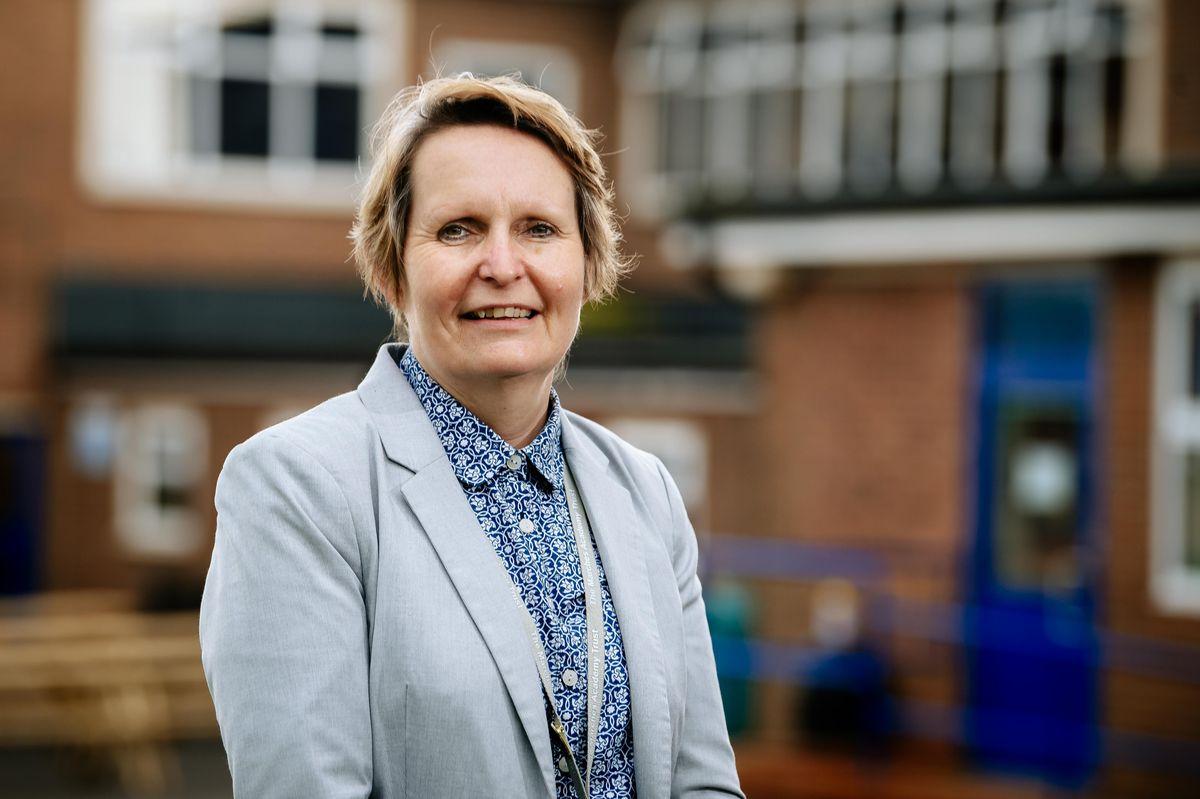 Julie Johnson, head of school at Shrewsbury Academy
