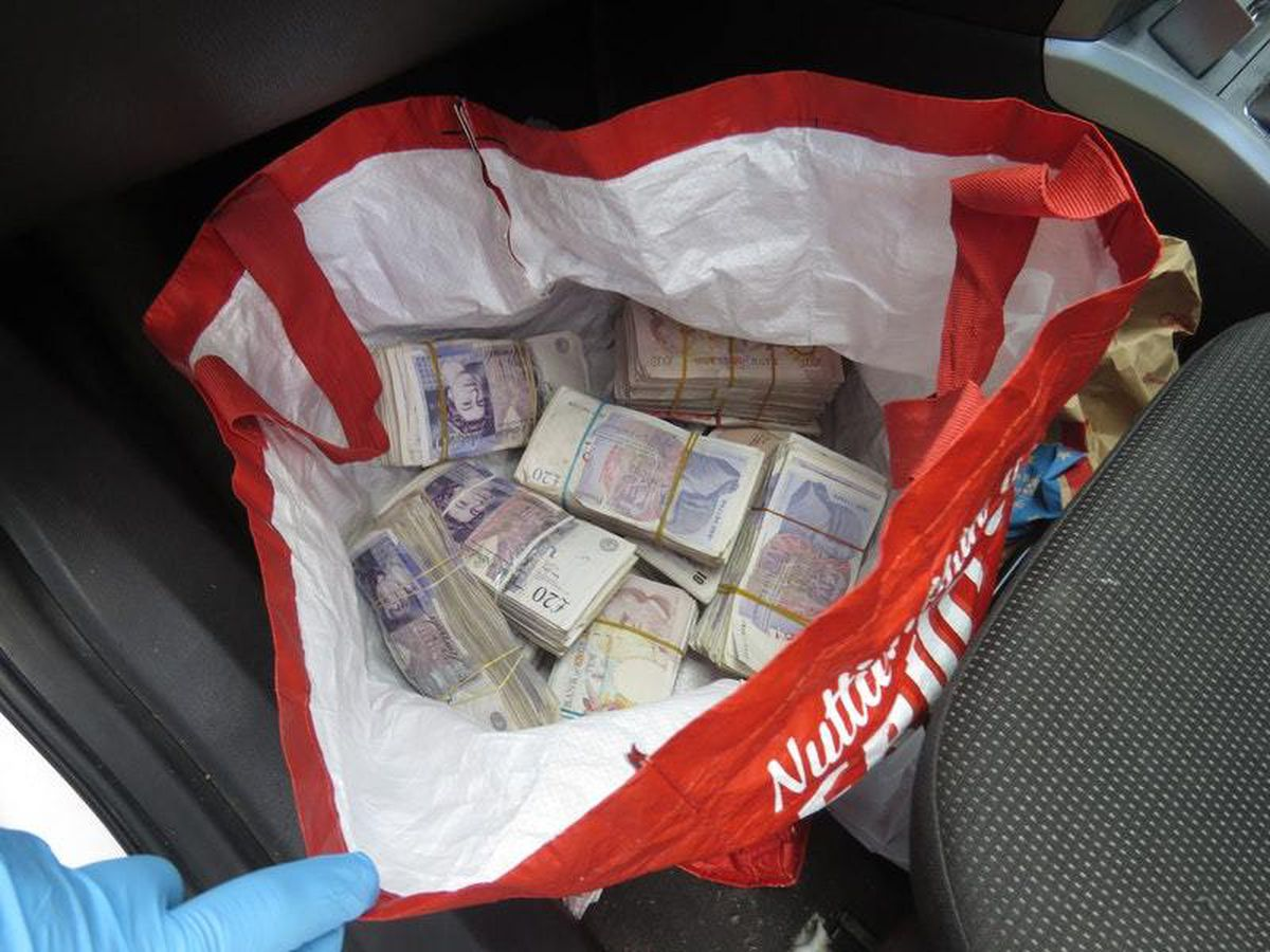 Cocaine gang jailed