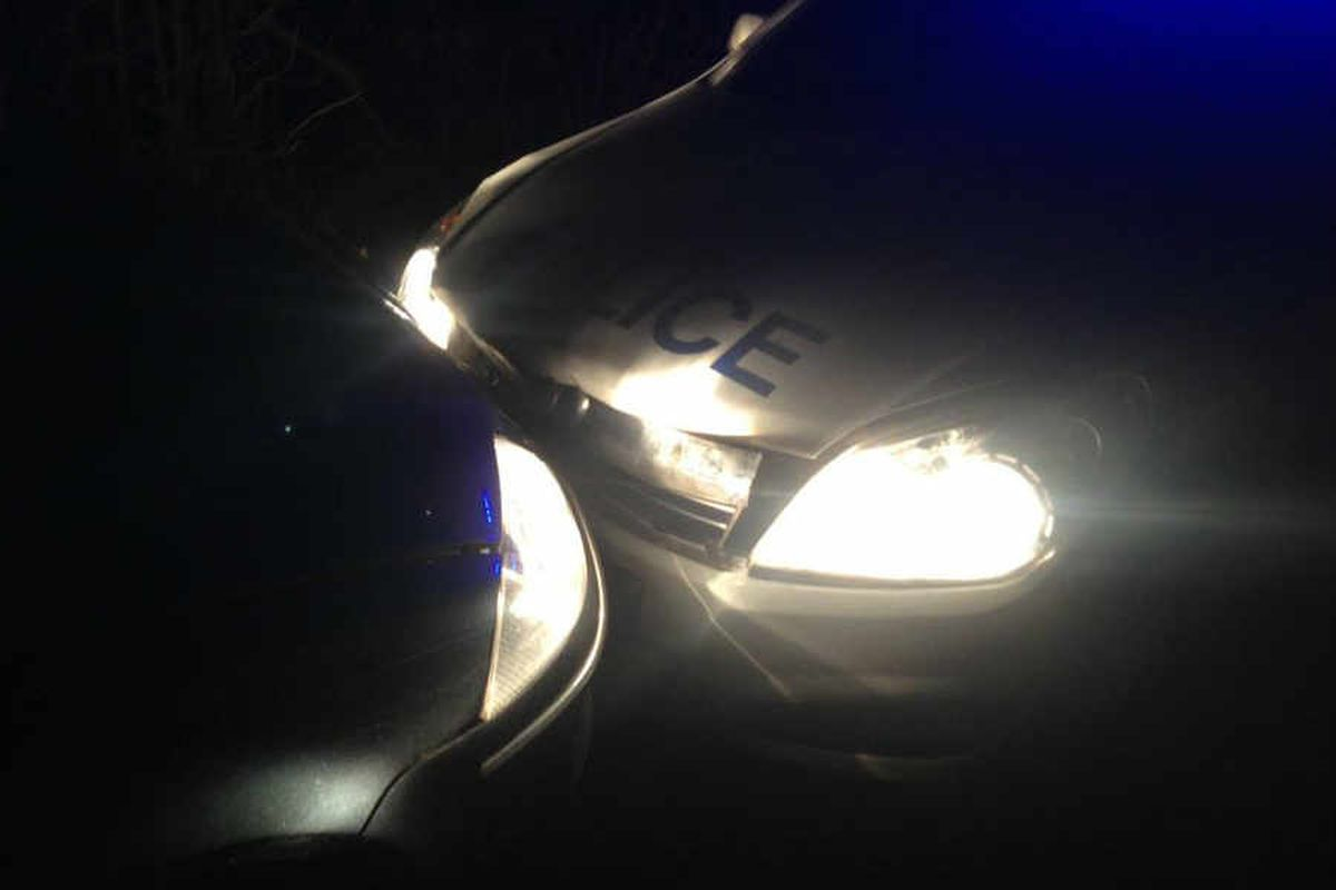 Lake Charles man arrested for alleged DWI, hit & run