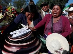 Eight killed in violence amid Bolivia's political crisis