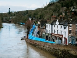 Ironbridge residents 'growing weary' as second wave of flooding devastates town