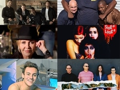 Lulu, Weezer, Blue, Rocky Horror singalong and more: What's on this weekend