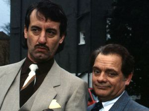 John as his most famous character Boycie