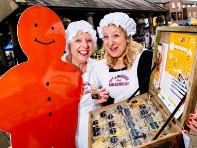 Ginger and Spice Festival: Final preparations in place for Market Drayton event