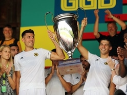 Satisfaction for players after big Wolves win clinches Uhrencup