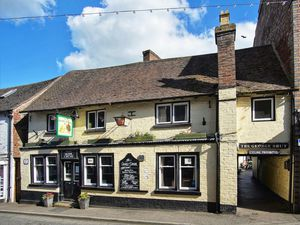 The George & Dragon in Much Wenlock has served its 10,000th lockdown meal